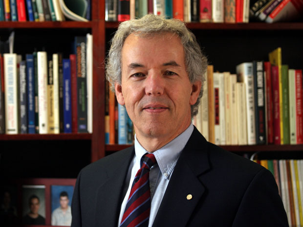 Jim Turk, executive director of CAUT ~ photo by Pat McGrath
