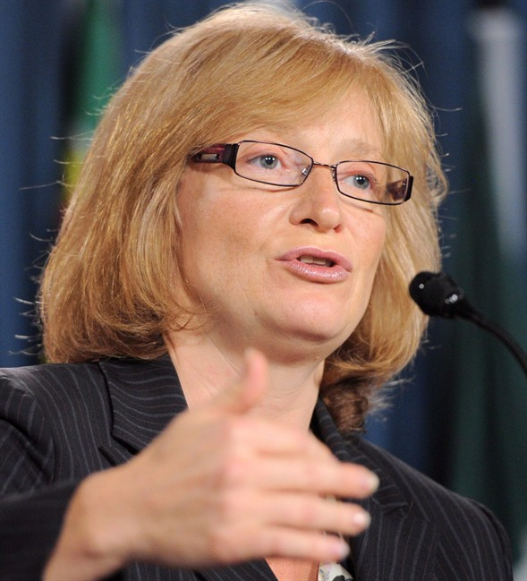 Canada's information commissioner Suzanne Legault ~ Postmedia News